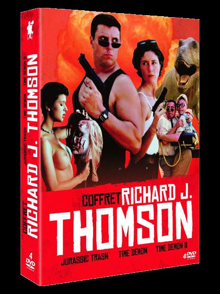 Coffret Richard J. Thomson